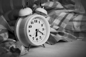 réveil gymnasium activité physique et sommeil